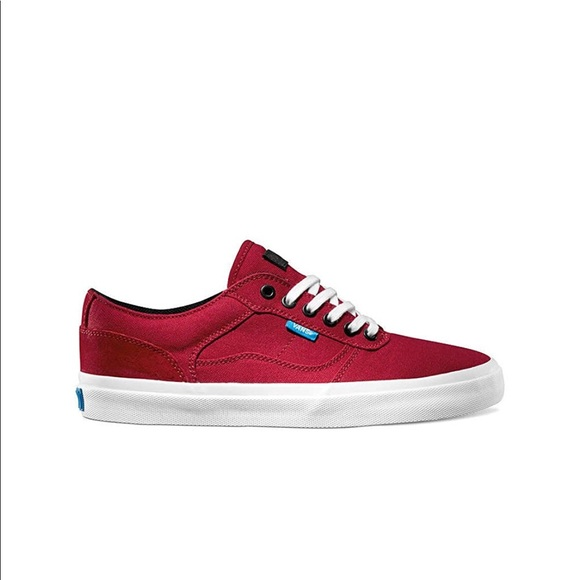901db5eea3 OTW Bedford Low Mens Skateboarding Shoes Block Red.  M 5add31ec36b9de2b057788f7